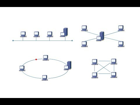 Computer Networks.  Part Four: LAN Topology