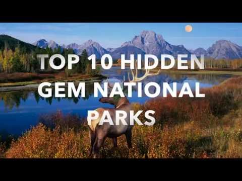 10 Hidden Gem National Parks No One Knows About