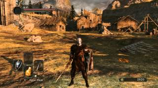 The cause of the broken controls in Dark Souls 2 PC