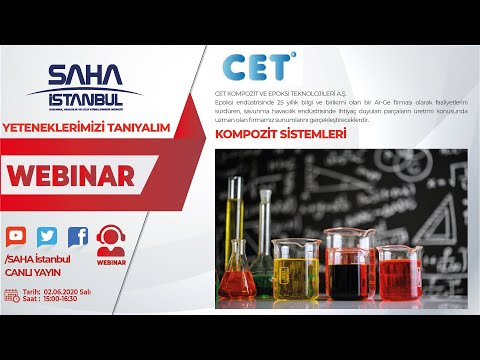 CET KOMPOZİT VE EPOKSİ TEKNOLOJİLERİ A.Ş.