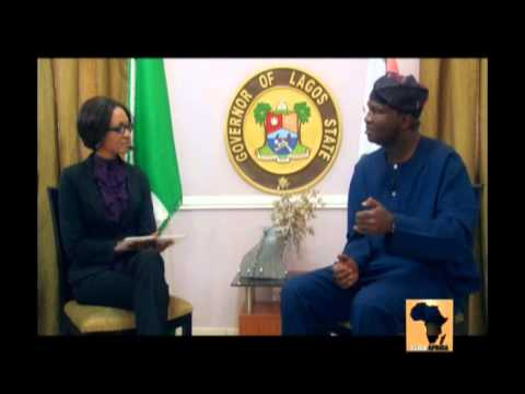 ClickAfrica Interview With Gov Fashola