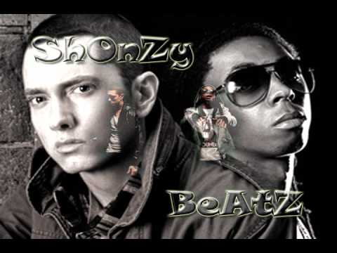 Eminem Ft Lil Wayne - No Love Instrumental (REMAKE) By ShonzY BeatZ (no Samples All Played)