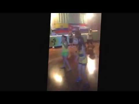 Zumba- world cup master class Rumba Dance Fitness Studio