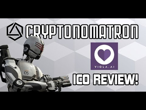 VIOLA AI ICO Review! Blockchain and AI Driven Dating, Courtship and Marriage!