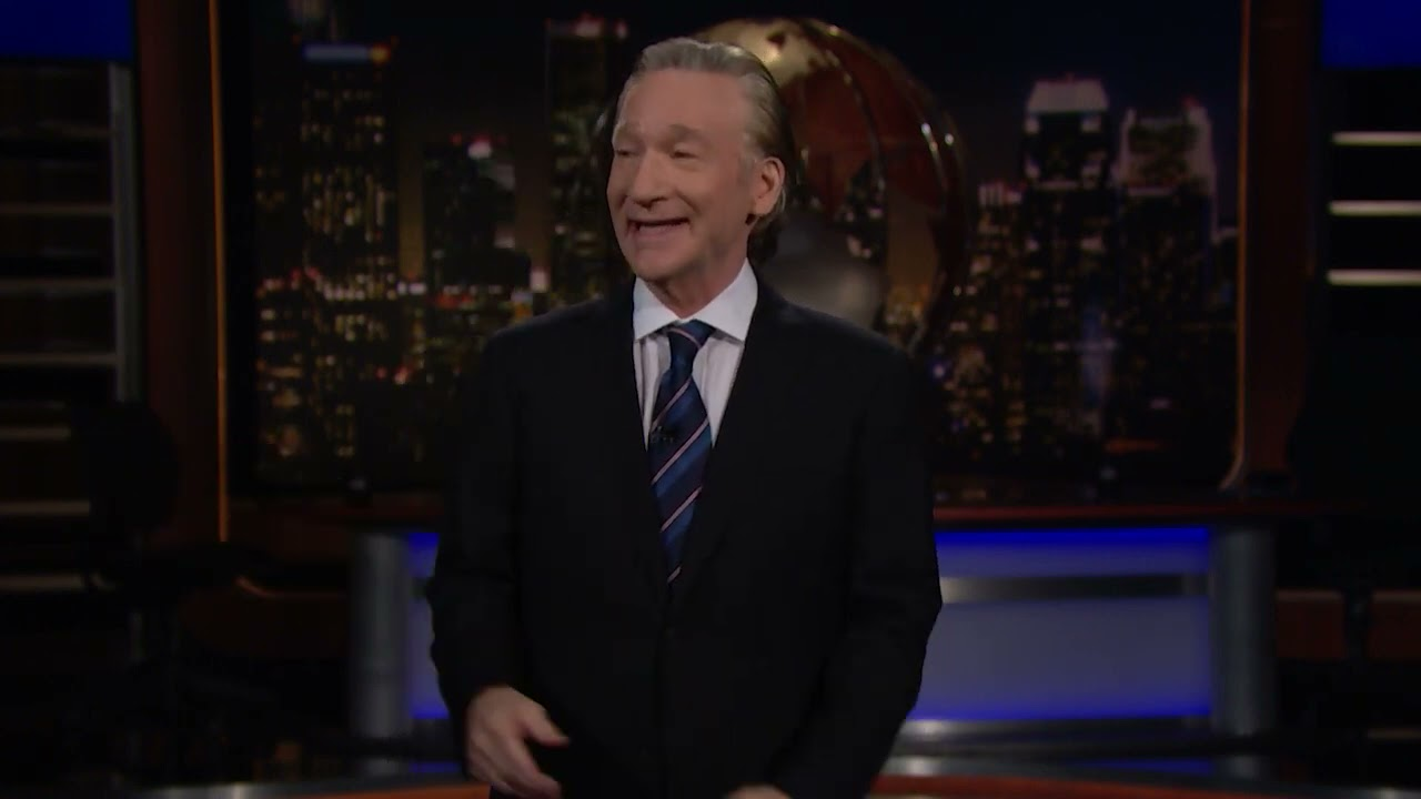 Monologue: Irreconcilable Differences | Real Time with Bill Maher (HBO)