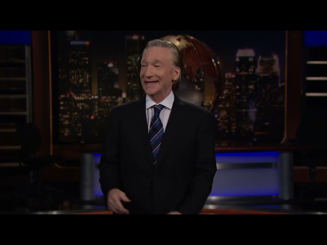 Monologue: Irreconcilable Differences   Real Time with Bill Maher (HBO)