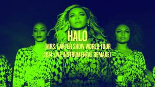 Download Halo (Mrs. Carter Show World Tour Live Instrumental Remake) MP3 song and Music Video