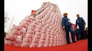 Choáng ngợp với núi tiền thưởng Tết cho nhân viên của cty Trung Quốc