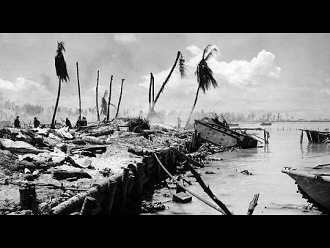 Marines at Tarawa - US Armed Forces Archives Newsreels...