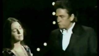 "Judy Collins & Johnny Cash - ""Turn, Turn, Turn"""