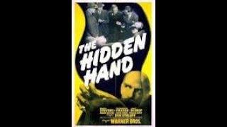 1942 The Hidden Hand Mystery Suspense Thriller Spooky Movie Dave