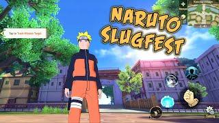 Gambar cover Ok! Naruto MMORPG Muncul Lagi - Naruto Slugfest (Android)