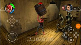 Super spider hero fighting(ps2 amazing Spiderman 2)Gameplay in android available in play store.