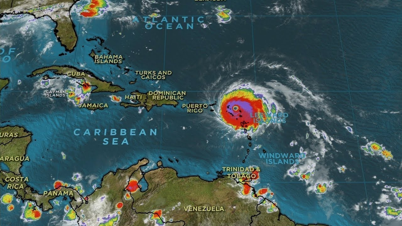 UPDATE Hurricane Irma Wipes Tiny Caribbean Island Off the Map 96