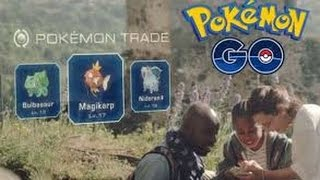 Pokemon Go 2017 The new function preview