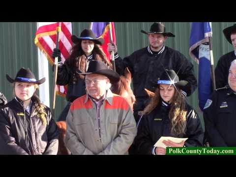 Harris County Jr. Posse Recognizes Polk County and City of ...