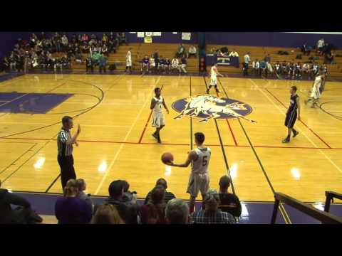 Boys Varsity Basketball - Advanced Math & Science VS. BMR Academy Charter - 2/11/16