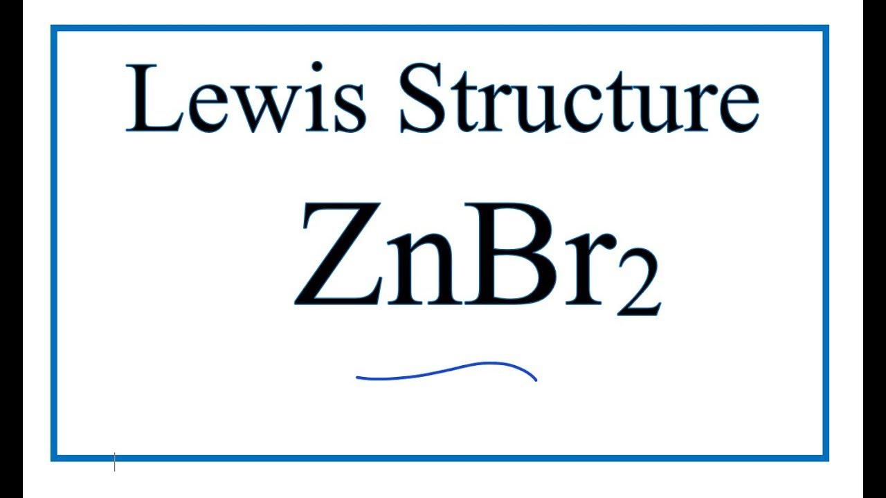 Zn Lewis Dot Diagram Wiring Diagram Dash