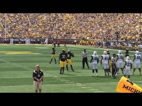Michigan Wolverines Football Game