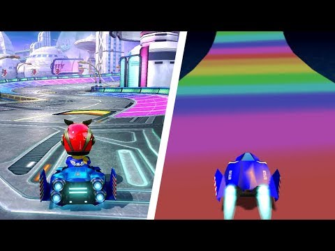 All F-Zero References in Mario Games and Vice Versa (1990 - 2018)