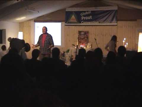PROUT Convention in Denmark 2009 - 8: Cultural Evenings 1