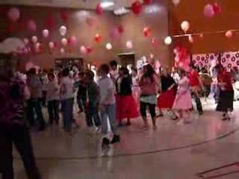 9dbb262462150 Zack's 6th Grade Valentine's Dance - YouTube