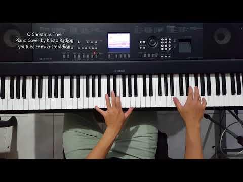 O Christmas Tree - Piano Cover