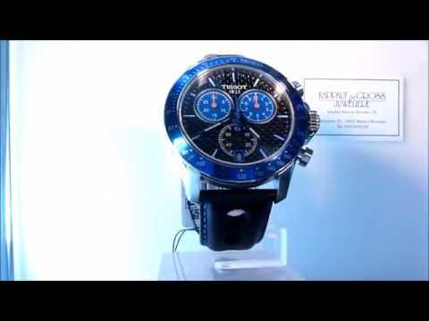 Tissot V8 Alpine Special Edition T106 417 16 201 01 Herren Quartz