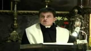 Szokujące kazanie księdza