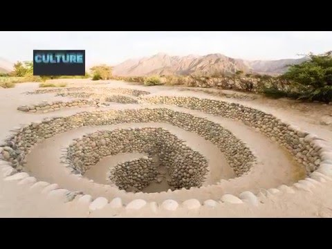 Ancient Water Harvesting Structures