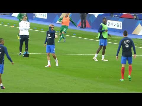 Paul Pogba ● Blaise Matuidi ● Bacary Sagna ● Raphaël Varane ● France vs Bulgarie 2016