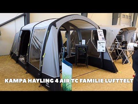 Kampa Hayling 4 air TC Lufttelt