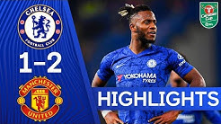Chelsea 1-2 Manchester United | A Special Goal From Michy Batshuayi! | Highlights