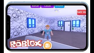 GAME FOR THE FIRST TIME TO ROBLOX on my NEW IPHONE X! 😱