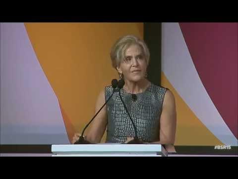 BSR Conference 2015: Judith Rodin, President, The Rockefeller Foundation
