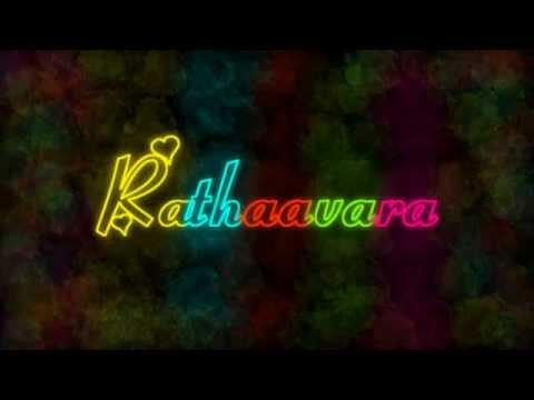 Rathaavara - Nee Muddaada Mayavi Lyrics with Song | HD | Kannada Movie