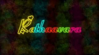 Download Hindi Video Songs - Rathaavara - Nee Muddaada Mayavi Lyrics with Song | HD | Kannada Movie