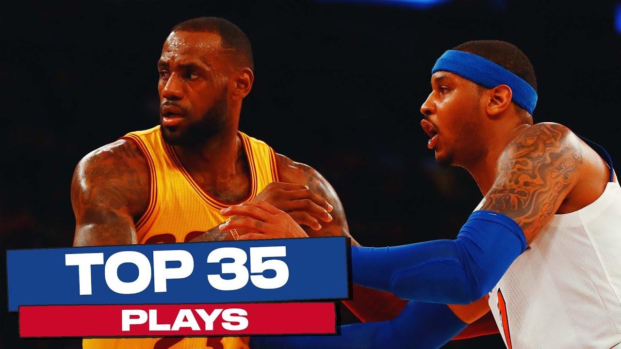 Download LeBron James' Top 35 Plays | NBA Career Highlights