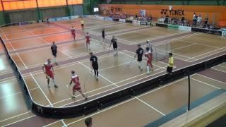 PG 2016 - B15 - Gruppenspiel - Zurich United Blue - Ajer IBK