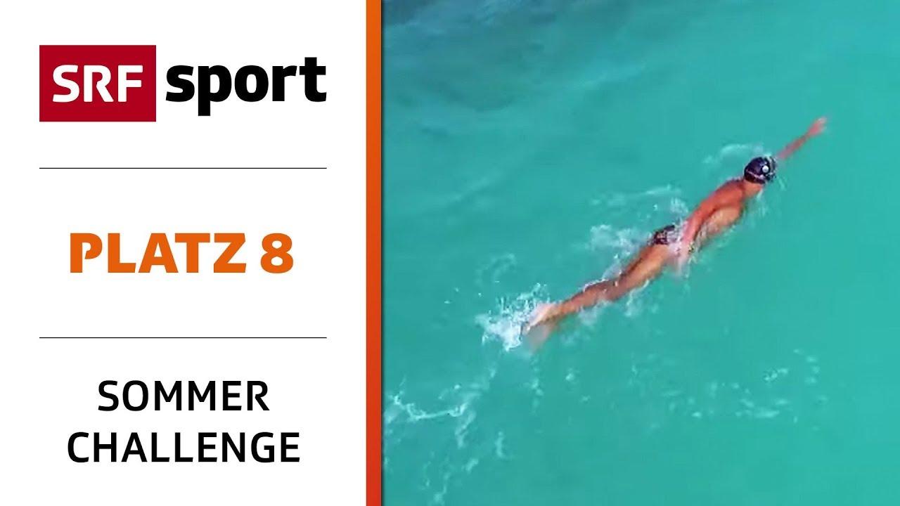44 Kilometer Im Pazifik Soloschwimmen In Hawaii Platz 8