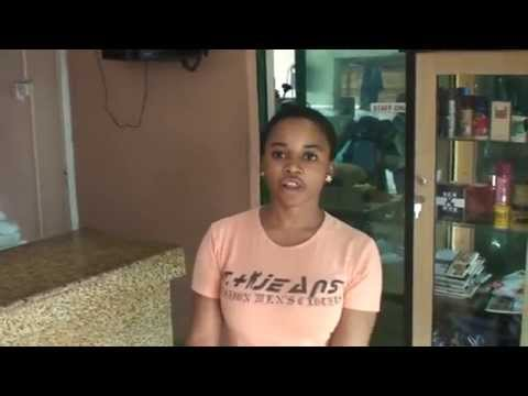 Entrepreneur Contestant at BMAN Dry cleaning Services Amuwo Odofin Lagos