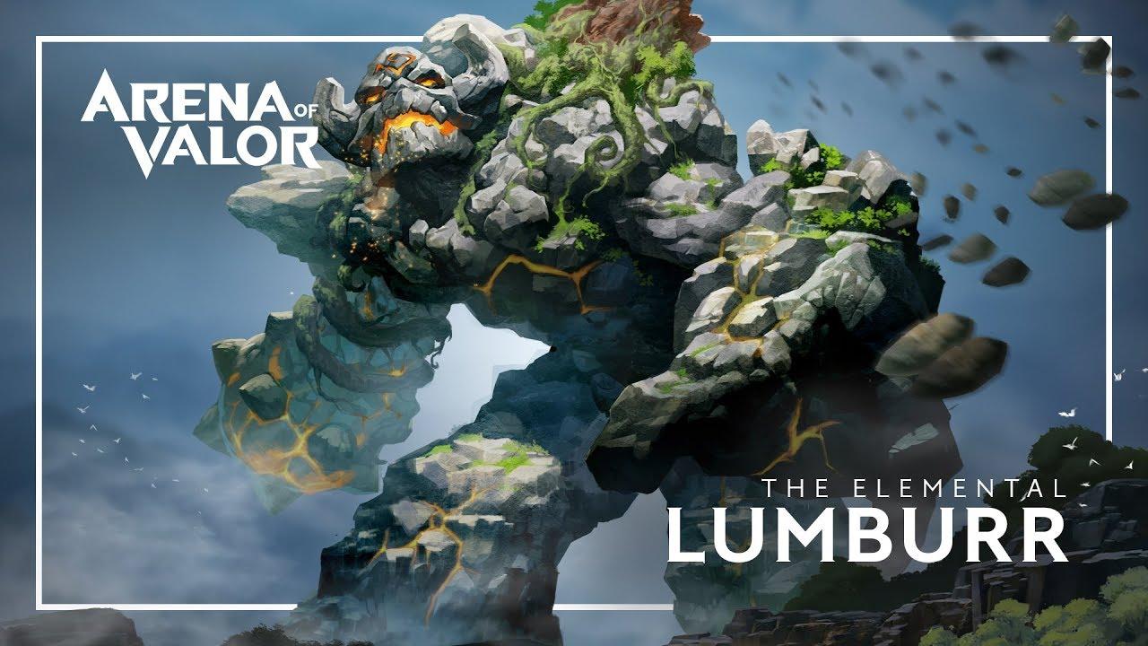 Build Item Lumburr