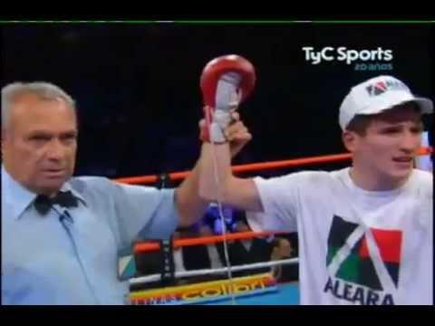 Lucas Emanuel Leonel Fernández vs Gabriel Damián Trejo