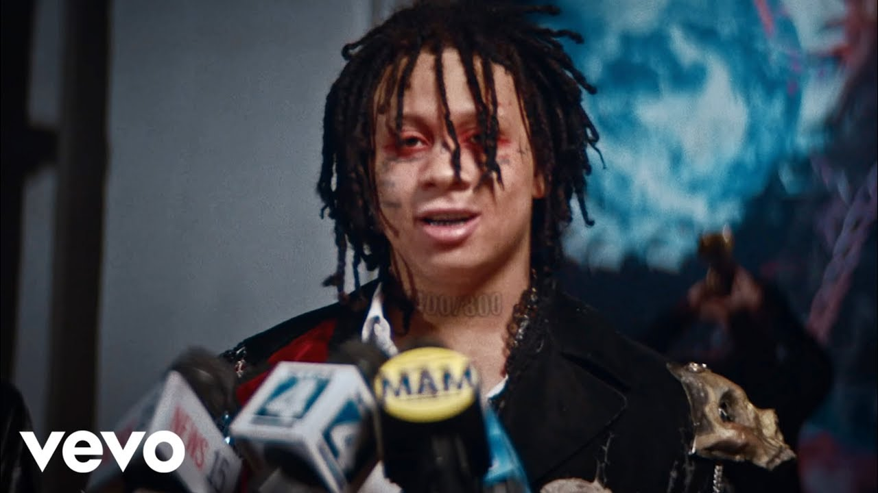 Trippie Redd - Under Enemy Arms