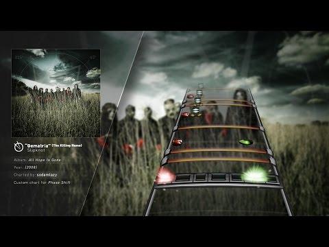 Slipknot - Gematria (The Killing Name) (Drum Chart)