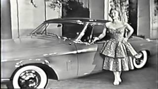 1954 Studebaker Commander Starliner Vintage Promotional Film