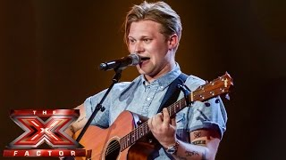 Charlie Brown sings Ed Sheeran's Give Me Love | Boot Camp | The X Factor UK 2014
