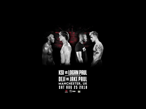 KSI VS. LOGAN PAUL PRESS CONFERENCE (OFFICIAL LIVE STREAM)