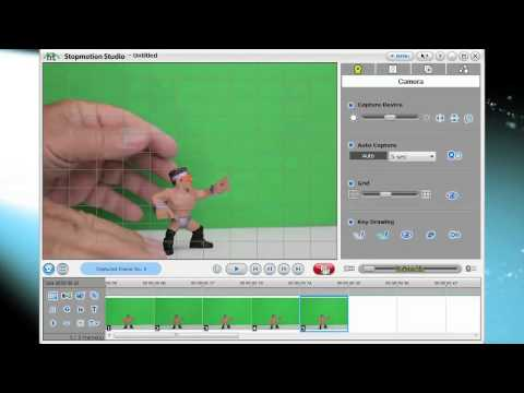 Honestech Stopmotion Studio 4.0 Tutorial Video