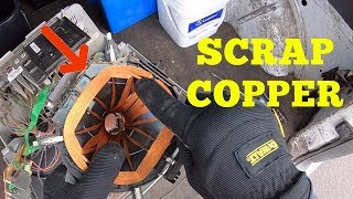 Street Scrap Copper Rampage Scored Amiga 1000 in the Trash